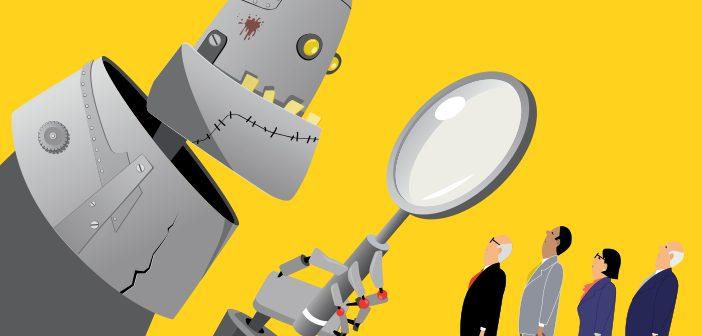 書類選考を人工知能(AI)で…採用領域に広がるテクノロジーの実態