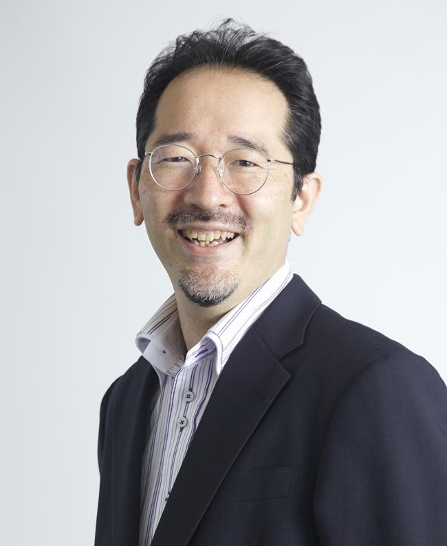 高橋 克徳氏