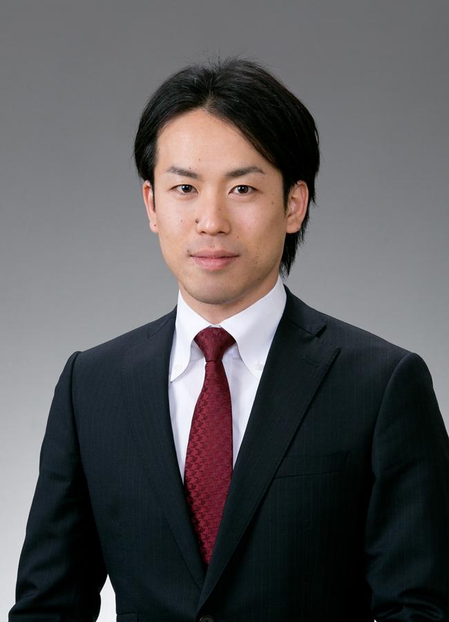 古川拓馬氏