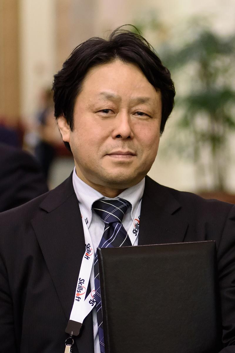 古沢 淳氏