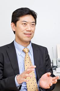 島津明人氏