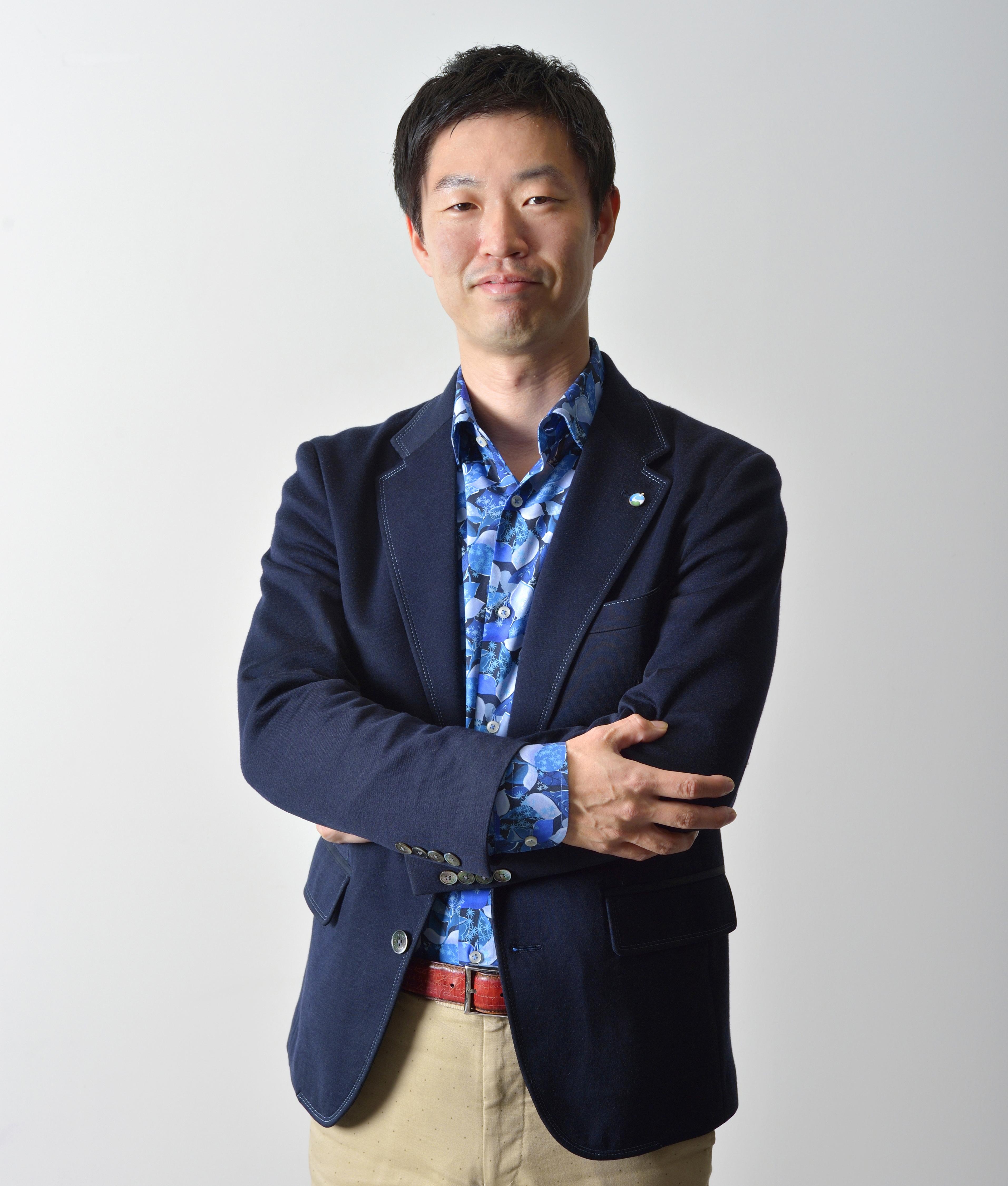 近藤悦康氏