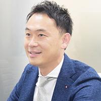 鈴村 賢治氏