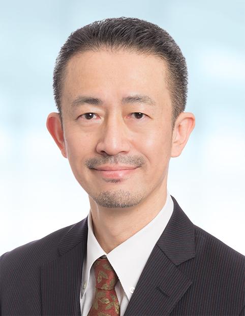 坂東 治忠氏