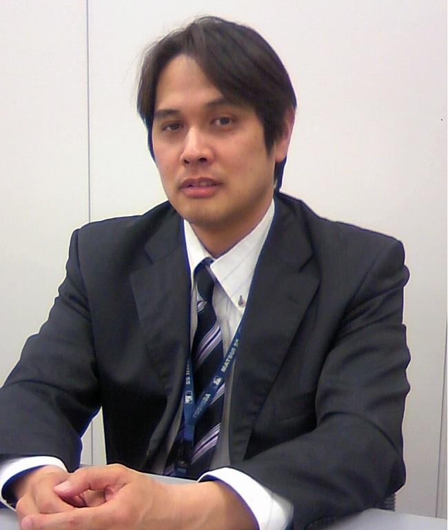小野 慎一氏
