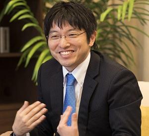 嶋谷康太郎 氏