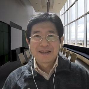 香川 憲昭氏